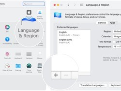 Here's how to change and add new languages in macOS