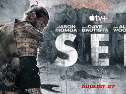 Season two of 'SEE' is now streaming on Apple TV+