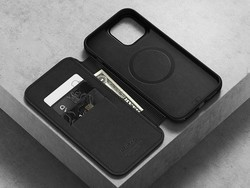 Leave the wallet at home and use a folio case on your iPhone 13 instead