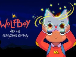 'Wolfboy and the Everything Factory' premieres on Apple TV+