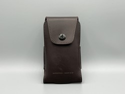 Review: Waterfield's Latigo Leather Holster holds your iPhone 13 in style