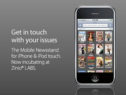 Weekly Web App Review: Zinio Mobile Newsstand