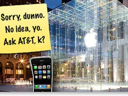 Apple Store Employees on the iPhone 3G: Plead the 5th!
