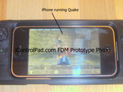 iControlPad Turns Your iPhone Into A PSP Look-A-Like