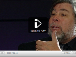 Woz Speaks About Apple, Steve Jobs, Hackers, and the iPhone