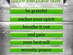 Forum Review: Meditate Now 2 for iPhone