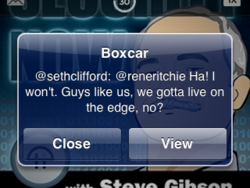 Quick App: Boxcar Push Notification for Tweetie and Twitterrific iPhone Twitter Clients