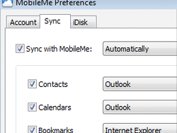 Apple Releases MobileMe Control Panel for Windows 1.5 with Improved Calendar and Bookmark Sync, Windows 7 Support