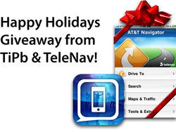 TiPb/TeleNav Giveaway -- One Year of AT&T Navigator, Accessories, TiPb Store Gift Certificate and More!