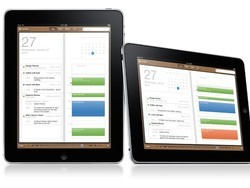 iPad GUI Design Recommendations, Templates, and Galleries