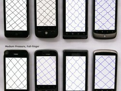 iPhone Wins Touchscreen Performance Tests Against Moto Droid, Nexus One and Others