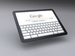 Nexus One Update Brings Pinch-to-Zoom, Chrome OS Tablet Gets Conceptual -- The Competition!