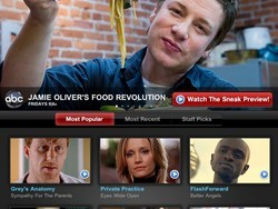 iPad Video: ABC, Netflix, and Videos Apps