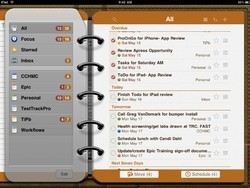 Todo for iPad - app review