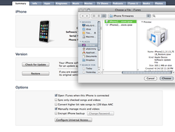 How-To: Downgrade iPhone OS 4 to iPhone 3.1.3