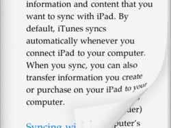 iBooks on iPhone 3GS - app review