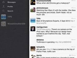 Twitter for iPad- app review