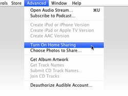 How to use iTunes Home Sharing with Apple TV