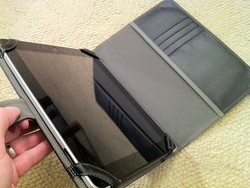 Griffin Elan Passport for iPad - accessory review