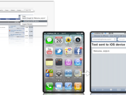 Daily tip: How to send data from your desktop with Chrome to iPhone