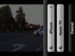 Updated: Tip: How to use AirPlay on iPhone home movies