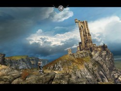 Infinity Blade for iOS- app review