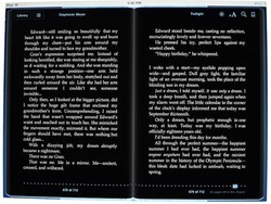 """Daily Tip: How to read iBooks, Kindle eBooks as """"White on Black"""""""