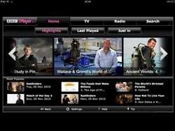 BBC announces subscription-based iPlayer coming to iPad in 2011