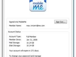 Apple updates MobileMe control panel for Windows, improves Outlook reliability issues