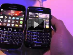 BlackBerry Bold Touch hands-on [competition]