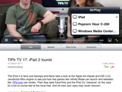 AirPlay now available in Windows Media Center