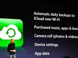 iOS 5 feature: over the air (OTA) automatic daily backups