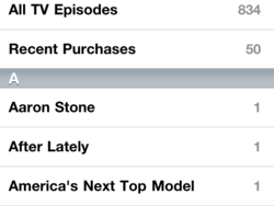 Apple adds iCloud TV Show re-downloading to iPhone, iPad