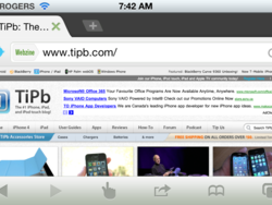 Dolphin Browser for iPhone now available