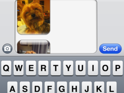Daily tip: how to text message multiple photos at once