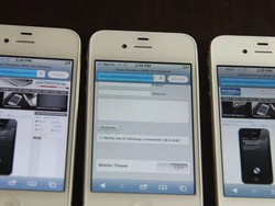 iPhone 4S data speeds tested on AT&T, Verizon and Sprint