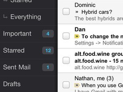 Gmail issues an update to their iOS app