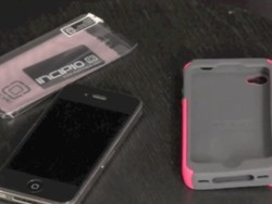 Review: Incipio SILICRYLIC case with kickstand for iPhone 4S and iPhone 4