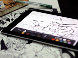 Paper by fiftythree update brings faster ink, edge-to-edge drawing, and more