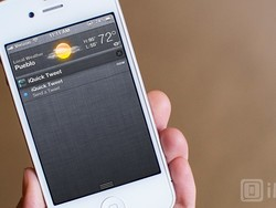 Send tweets from Notification Center (on iOS 5) with iQuick Tweet for iPhone (giveaway)