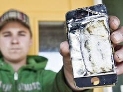 Three month old iPhone reportedly combusts in Finnish man's back pocket