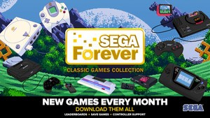 SEGA is bringing a big batch of gaming nostalgia right to iOS for free!