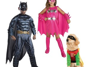 Dress up all the babies with one-day sales on kids & pet Halloween costumes