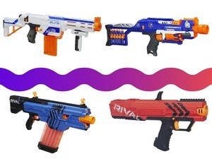 Amazon's 1-day sale on blasters proves today is Nerf or Nothin'