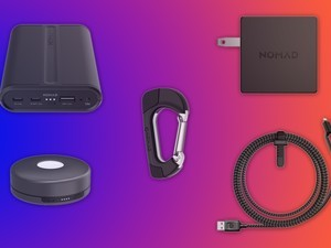 Enter now to win one of two Nomad Goods prize packages