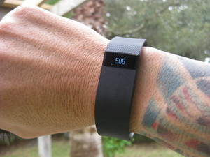 Reviewed: Fitbit Charge
