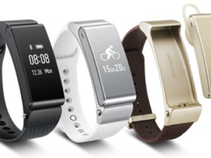 Huawei's new TalkBands are more serious about activity tracking