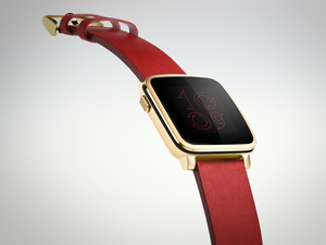 Pebble Time Steel is available at Amazon for £139.99