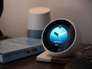 Amazon Echo Spot now up for preorder in the UK