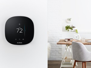 Use ecobee thermostats to warm you up or cool you down